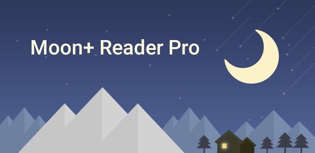 Moon+ Reader bence en iyi e-kitap okuma uygulaması...